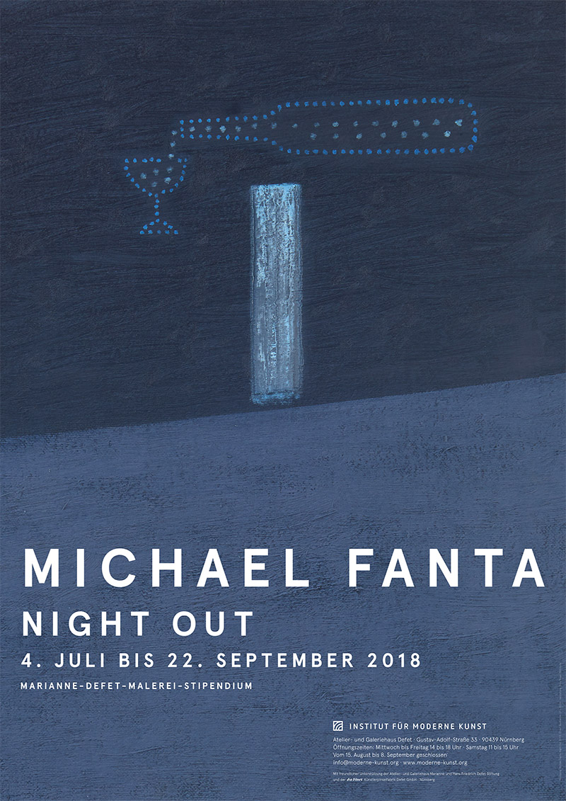 Michael Fanta / Ausstellung Night Out